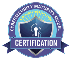 Cybersecurity Maturity Model Certification Logo